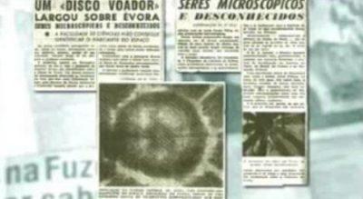 El ser VIVO EXTRATERRESTRE, capturado y estudiado hace ya 18 AÑOS: Microorganismo de EVORA