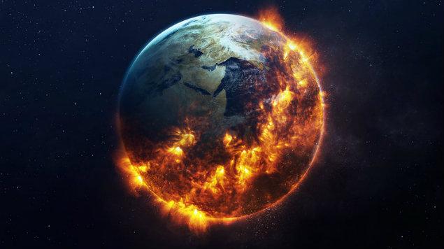 El timo del calentamiento global.