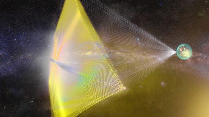 Encuentran la forma de que las naves puedan ir a 60.000 kilómetros por segundo
