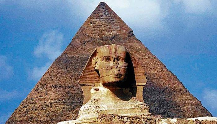 Enigmas que se ocultan en cámara encontrada en las pirámides de Egipto