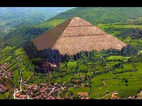 Expediente no resuelto La serpiente del lago siberiano y el misterio de la pirámide bosnia