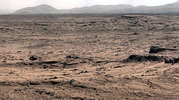 Fotos obtenidas por el Curiosity demuestran que el suelo de Marte fue similar al terrestre