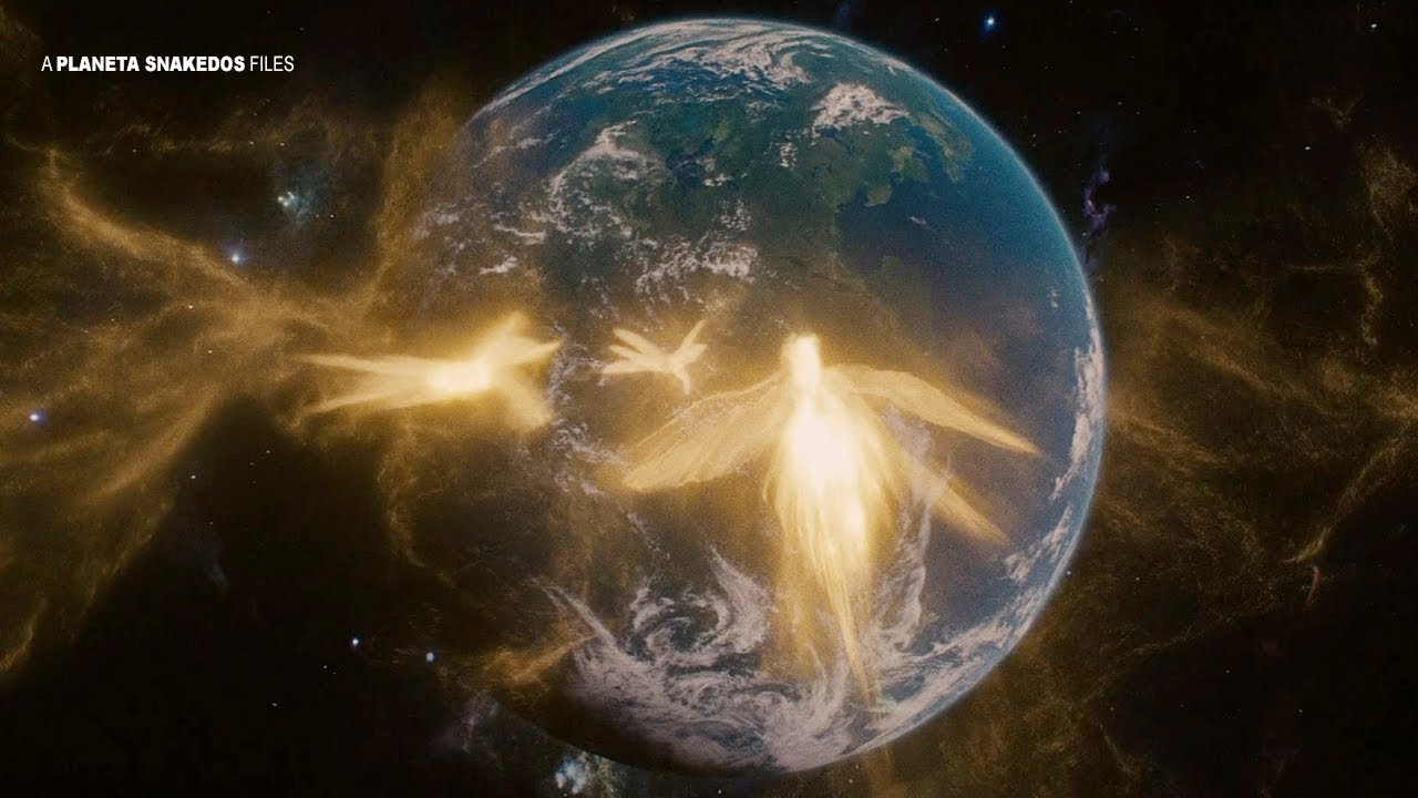 Fue Noe y el diluvio universal o un experimento extraterrestre