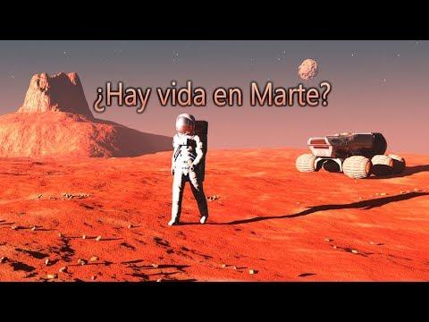 ¿Hubo vida en Marte? ¿Hay vida hoy en día? Documental