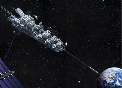 Japón ultima el primer experimento real de un 'ascensor espacial'