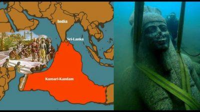 15 datos que deberías conocer sobre el misterioso continente perdido de Kumari Kandam