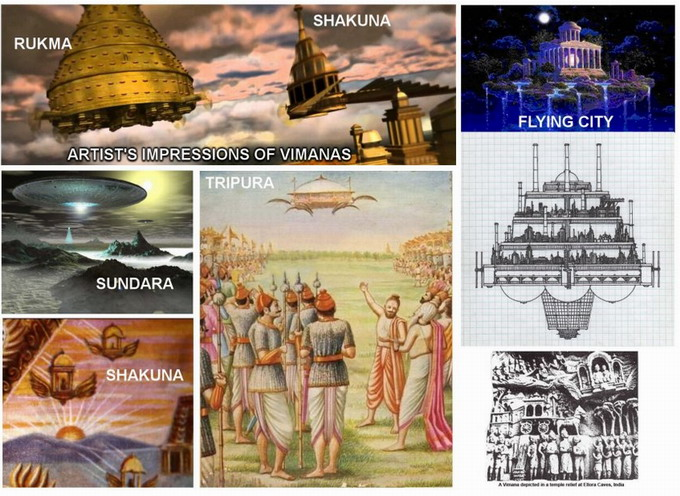 La historia está equivocada: la teoría atómica, el vuelo y la gravedad se descubrieron hace miles de años.