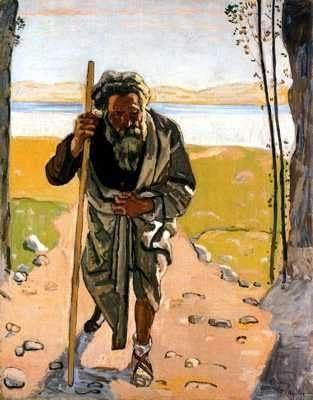 La leyenda del judio errante condenado por jesus