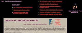 La patente 5676977 la cura del VIH