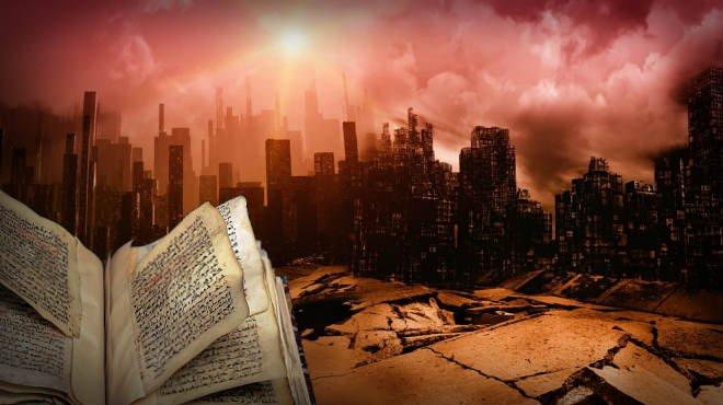 La tierra tiene un calendario bíblico: Profecía del fin del mundo se relaciona con la astronomía