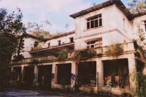 Los Fantasmas del Sanatorio Marítimo de la Isla de Pedrosa