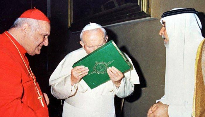 Misteriosa profecía del papa juan pablo segundo que no quieren revelar