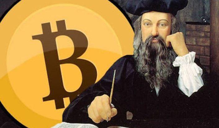 Nostradamus y el misterio de la profecía sobre las criptografia