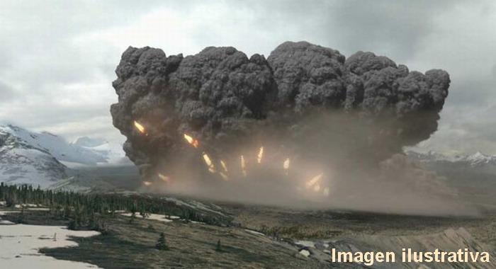 Nuevos vídeos alarmantes demuestran lo que realmente esta pasando en Yellowstone.