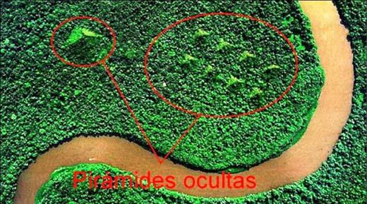 Pirámides de Paratoari: Las enigmáticas pirámides ocultas en el Amazonas