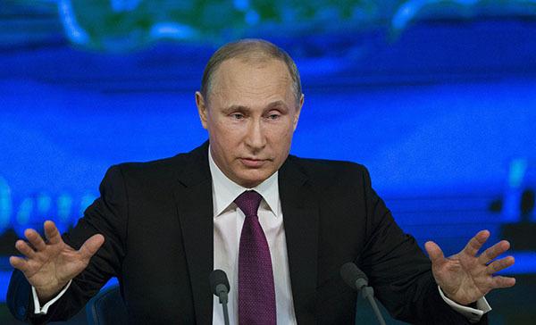Putin podria revelar imágenes satelite del 11-S
