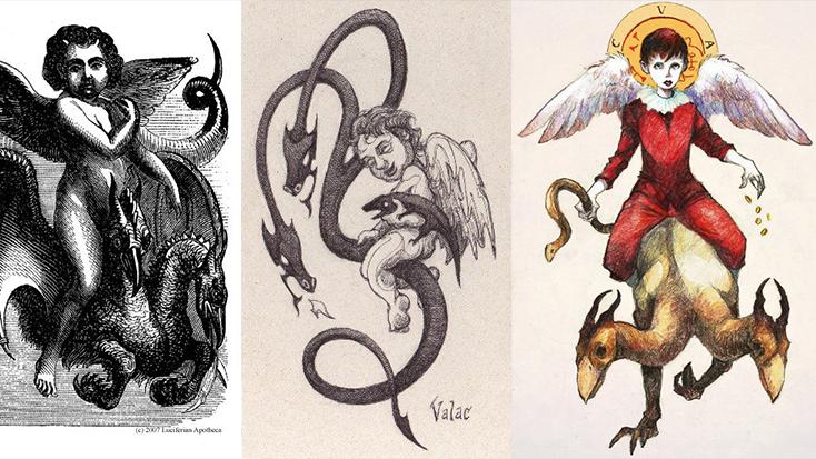 Quien es el demonio valak