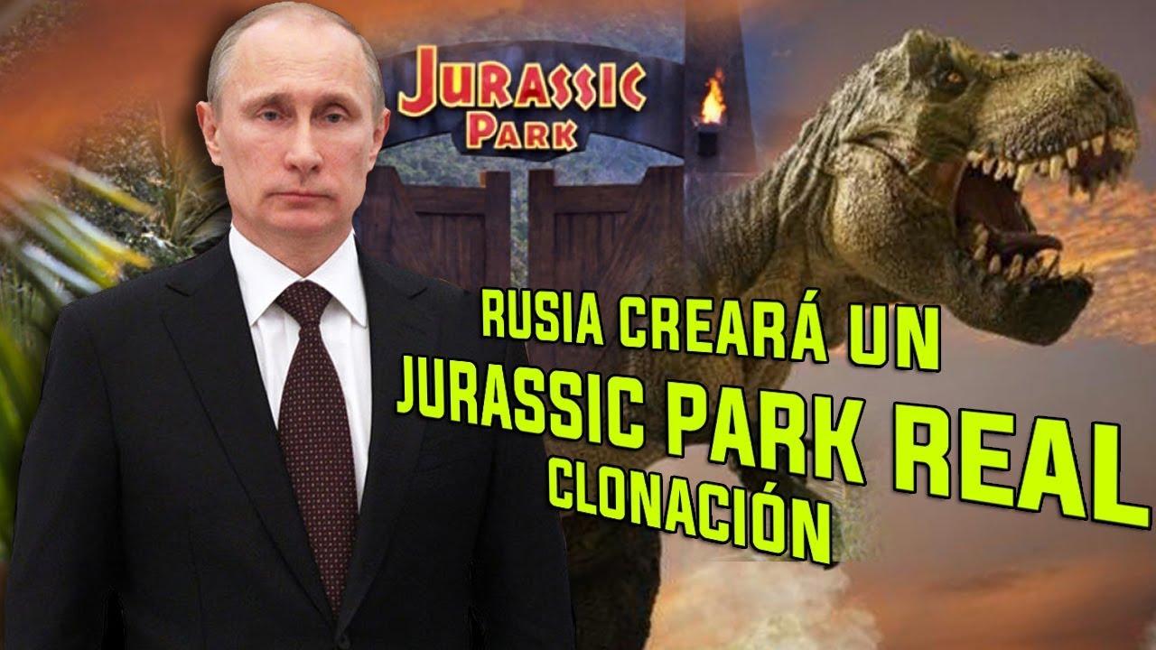 RUSIA quiere crear un JURASSIC PARK REAL mediante la CLONACIÓN