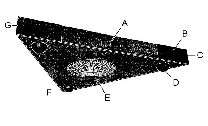Se encuentran las patentes de la tecnología TR-3B