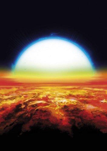 Un planeta más caliente que muchas estrellas KELT-9