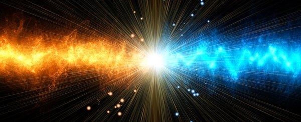 Una ley de física fundamental acaba de fallar una prueba utilizando objetos a nanoescala