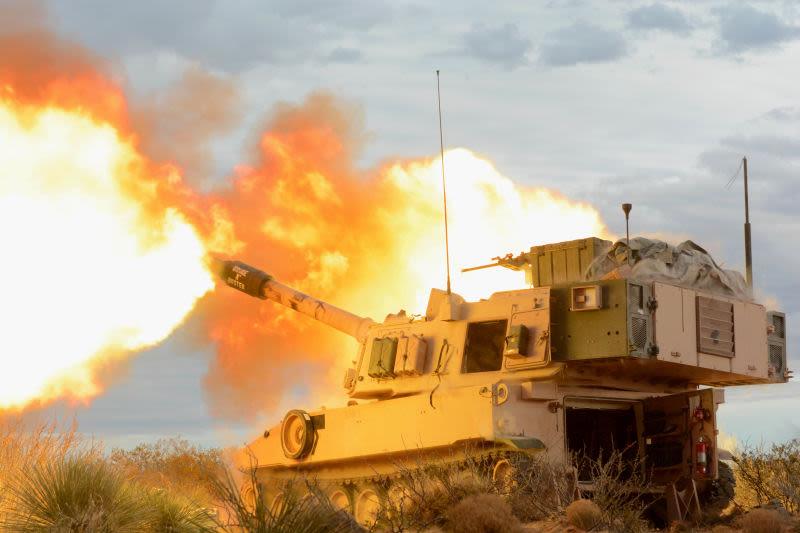 Estados Unidos planea un nuevo cañón tan grande que su alcance se considera imposible a día de hoy