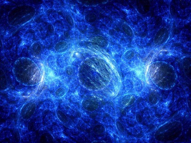 Si existen dimensiones adicionales, deben ser realmente, realmente pequeñas