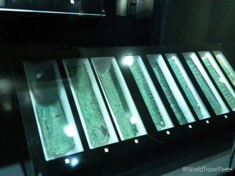 Uno de los Rollos de Cobre del mar muerto es un Mapa del tesoro del templo de Jelusalén (valorado en 1000 millones de dolares)
