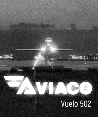 VIAJE EN EL TIEMPO DEL AVIACO 502