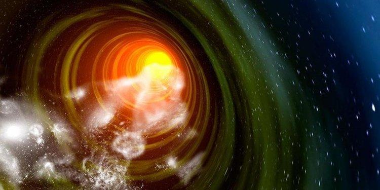 """""""Los agujeros negros no existen"""": los agujeros de gusano crearon los rizos del espacio-tiempo (los más populares de hoy)"""
