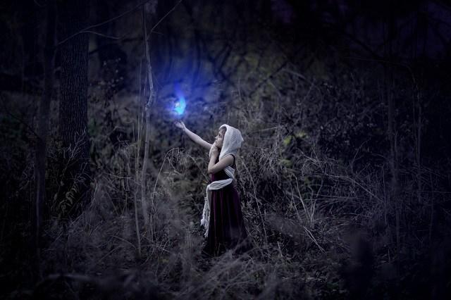 """""""Will-o'-the-wisp"""" Las enigmaticas luces fantasmales que socorren a los viajeros en las noches"""