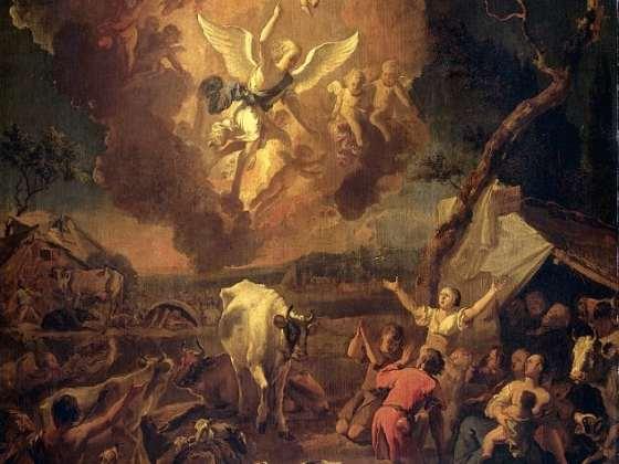 10 razones por las que los ángeles podrían ser una raza alienígena ignorada por la ciencia