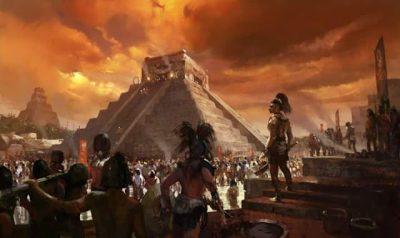 Antiguo libro Maya revela que extraterrestres crearon a los humanos.
