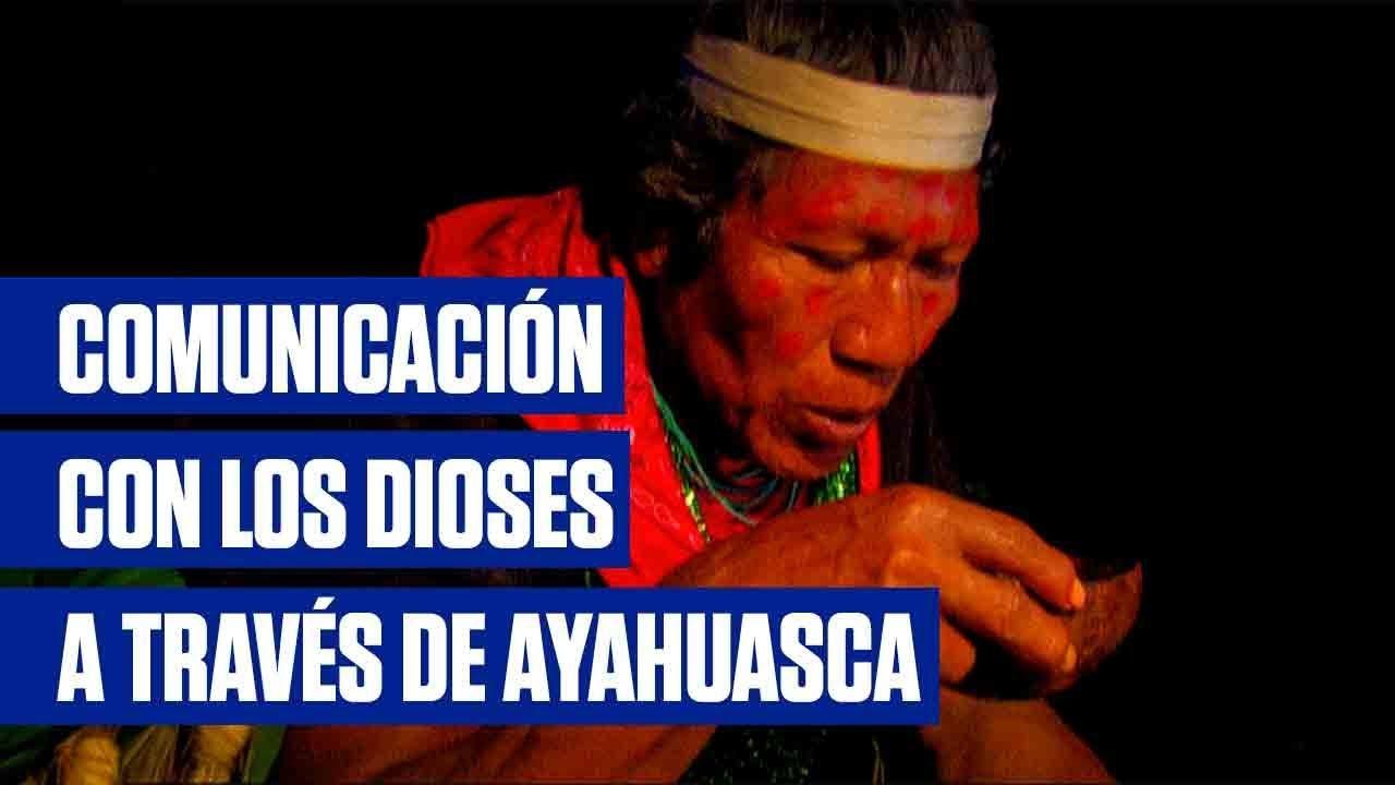 ALIENÍGENAS ANCESTRALES – Comunicación con los dioses a través de la ayahuasca