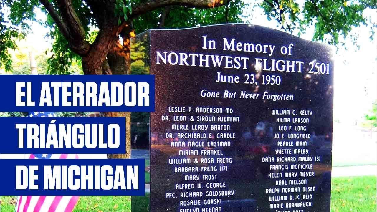 ALIENÍGENAS ANCESTRALES – El aterrador triángulo de Michigan