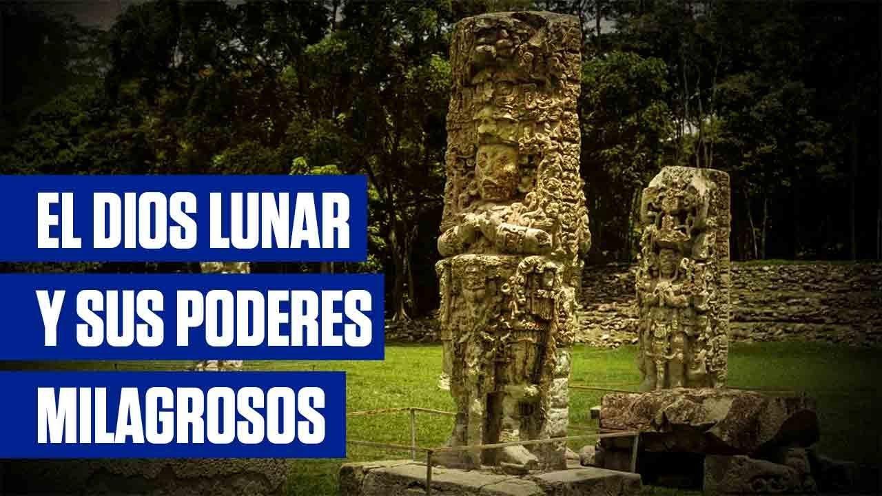 """ALIENÍGENAS ANCESTRALES – El """"Dios Lunar"""" y sus poderes milagrosos"""