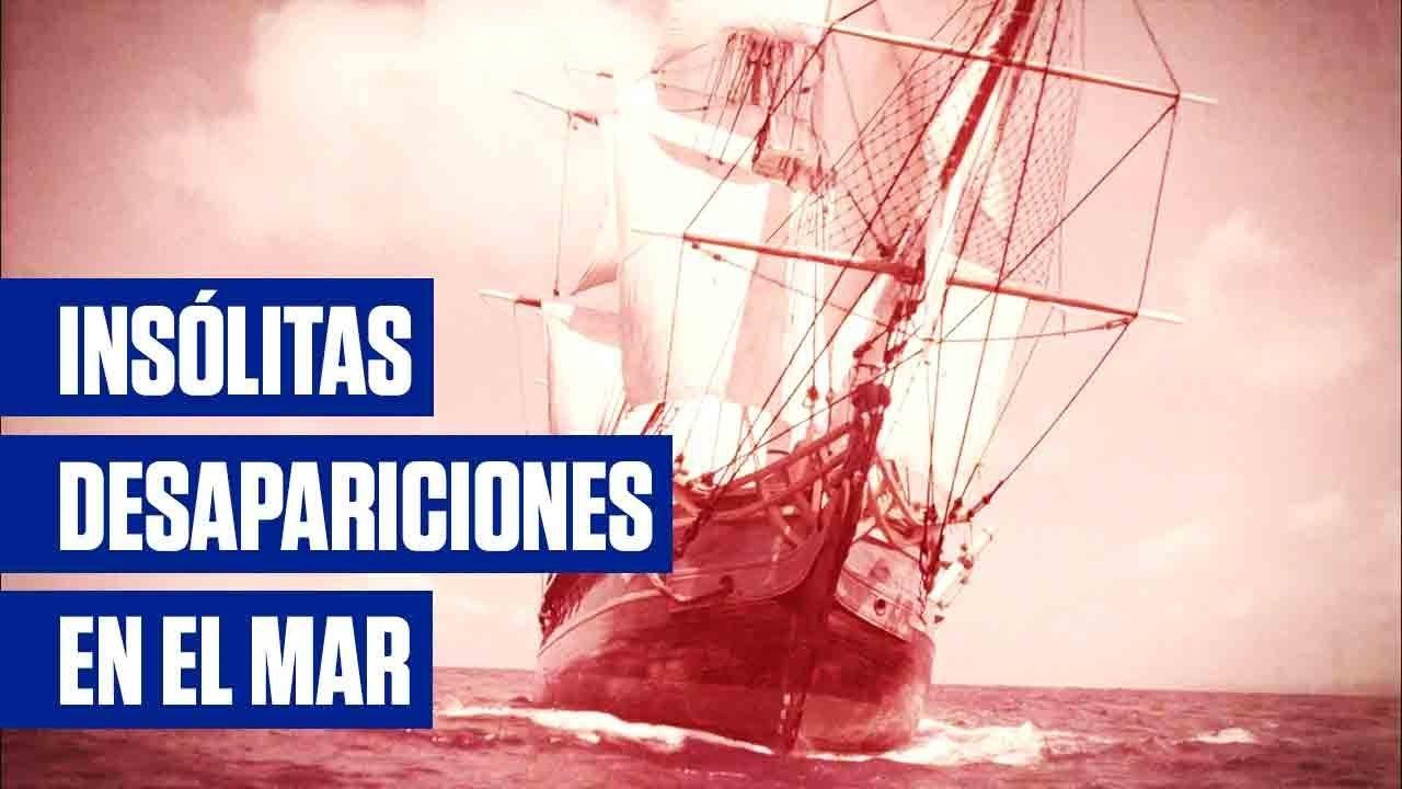ALIENÍGENAS ANCESTRALES – Insólitas desapariciones en el mar