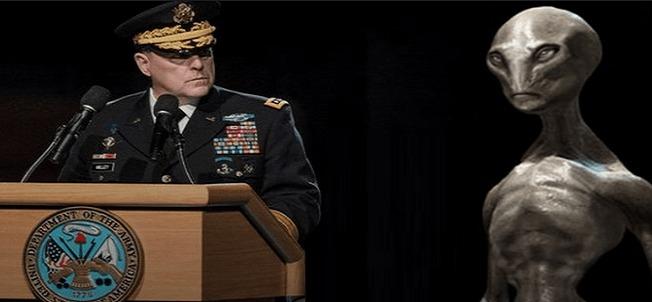 General de EE.UU asegura que: Ejércitos Híbridos Extraterrestres amenazan con invadir la Tierra