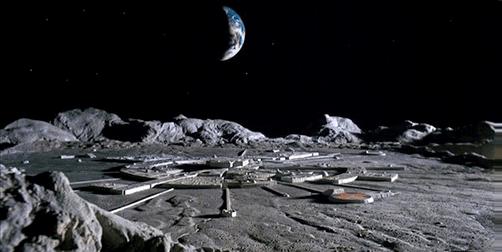 Censurado por la Nasa: Bases extraterrestres en el lado oculto de la Luna