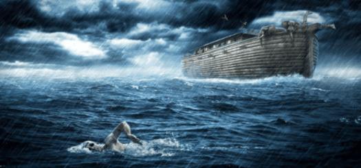 Creen haber descubierto el arca de Noé