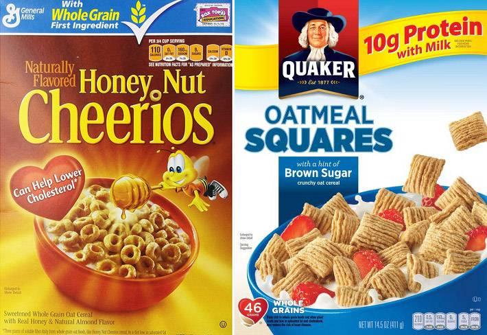 Desayunando cáncer: hallan trazos de pesticidas en docenas de cereales