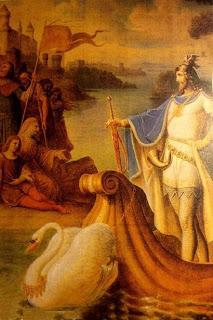 El caballero del Cisne: leyenda medieval
