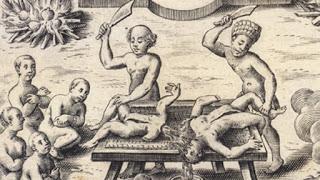 El Canibalismo En La Actualidad