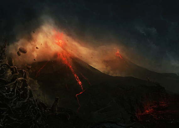 El extraño misterio del volcán Wakulla