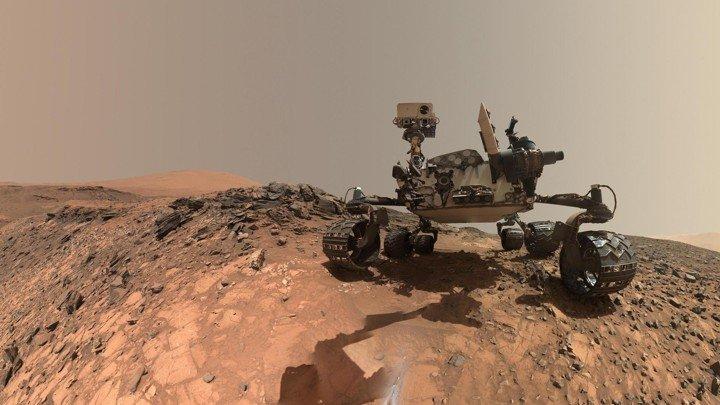 El Mars Curiosity Rover de la NASA «Cambia el cerebro izquierdo al cerebro derecho»: «Protegiendo los datos científicos»