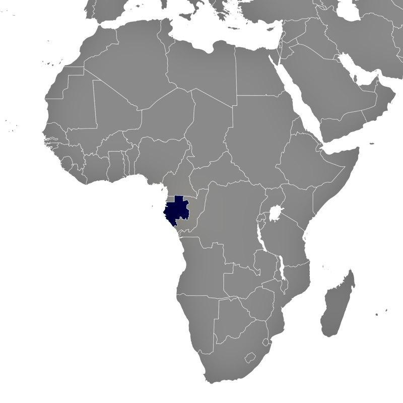 El reactor nuclear prehistórico de Gabón, África