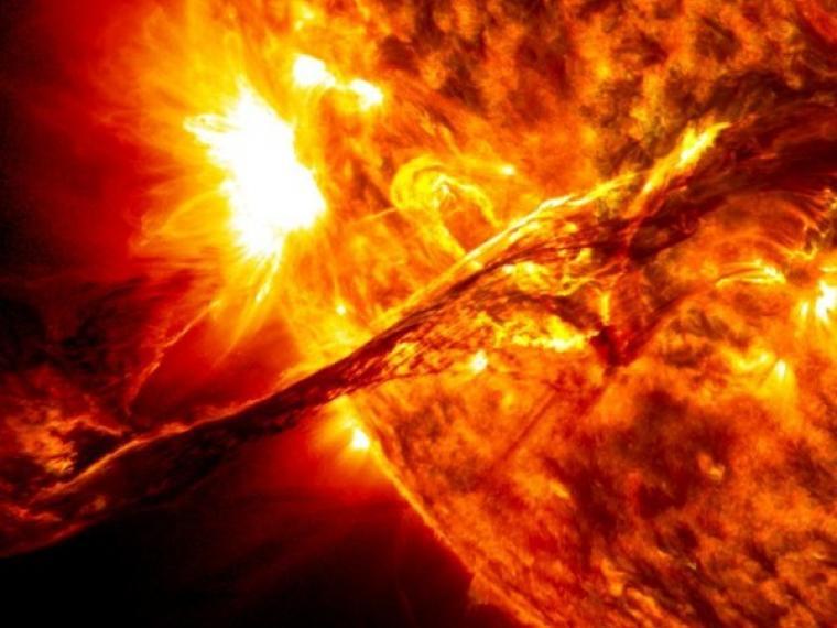 El Sol también tiene estaciones