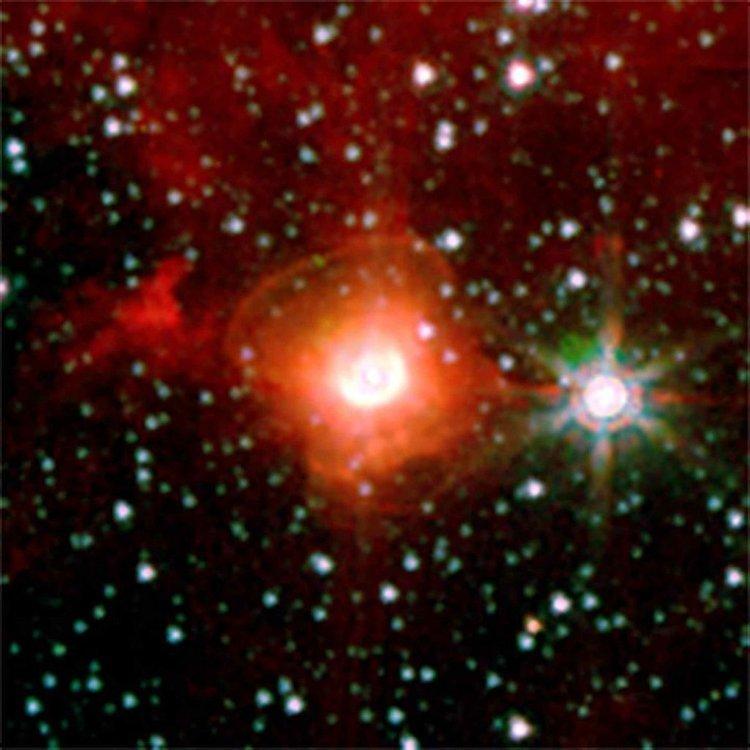 """Es un misterio"""": Física especial de la estrella más inestable, supermasiva y volátil del universo"""