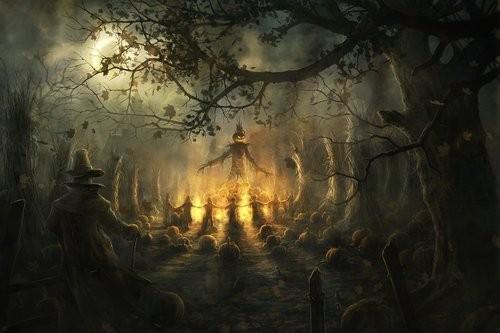 Espíritus oscuros, perdidos y malintencionados