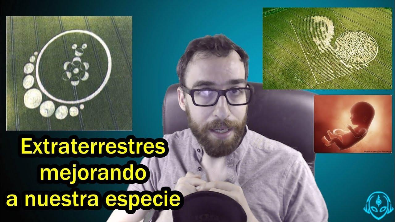 EXTRATERRESTRES MEJORANDO NUESTRA ESPECIE